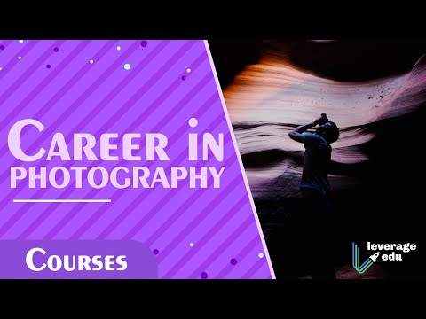 Career in Photography | Leverage Edu