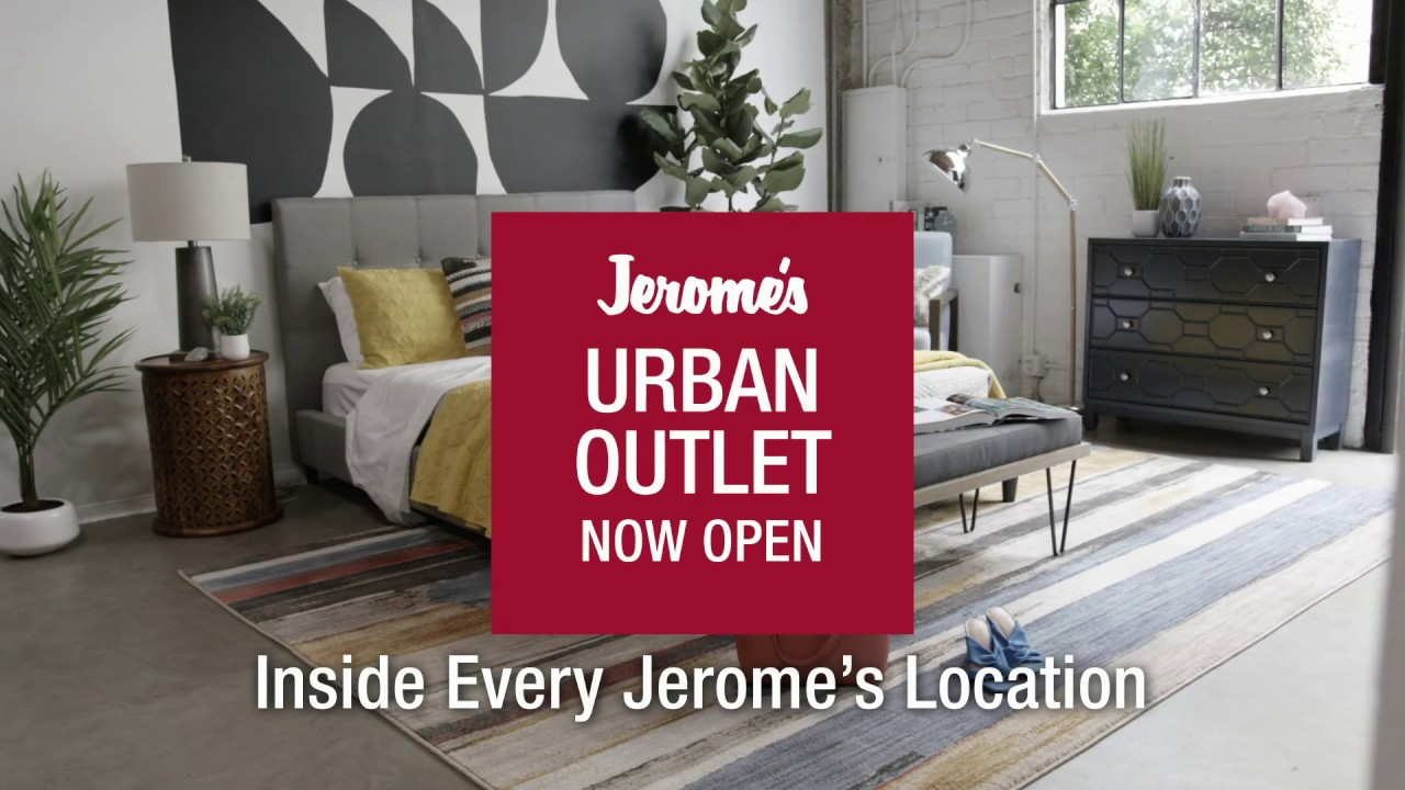 Jerome S Furniture Back To College Time Is Here Youtube