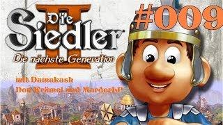 DIE SIEDLER II - Die nächste Generation ♯009 Der dritte Welkrieg (und Ende) ✰ Together
