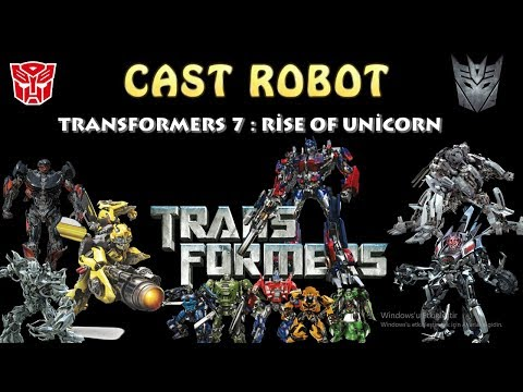 Transformers 6 Bumblebee Movie Cast Robot 2018 1080p Vol 2
