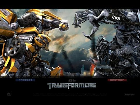 Bumblebee vs Barricade | Transformers The Movie