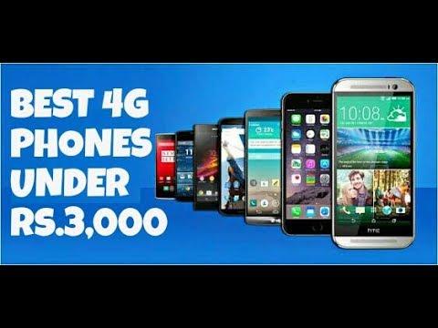 Best 4G Phones Under 3000 | Top 4G Mobiles Under 3000