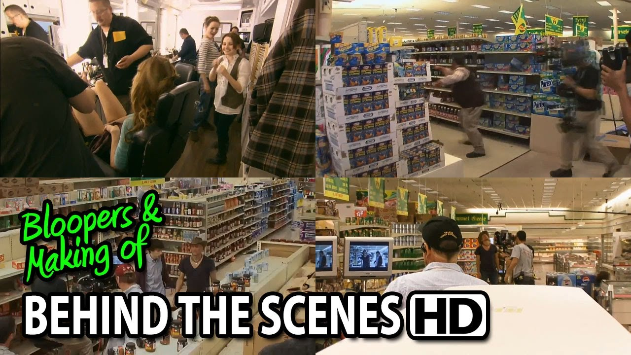 Zombieland 2009 Making Of Behind The Scenes Part1 3 Youtube