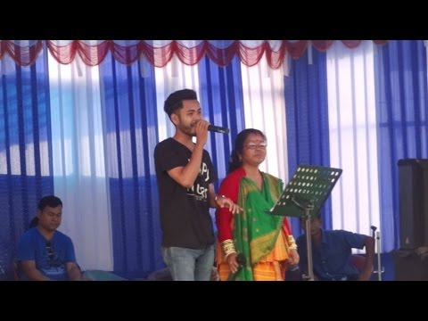Hindi song-Kora kagaz tha ye man mera by Sulekha Basumatary ft  Bitu Narzary