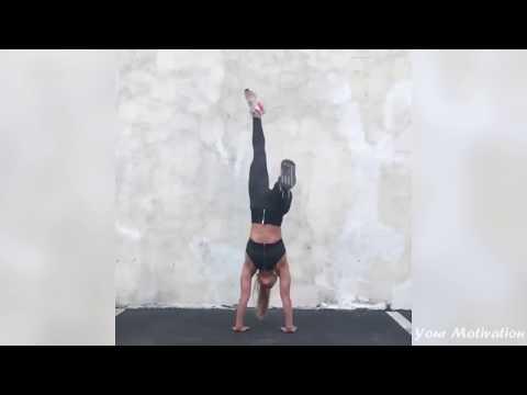 TRAINING ● Model Gina Marie