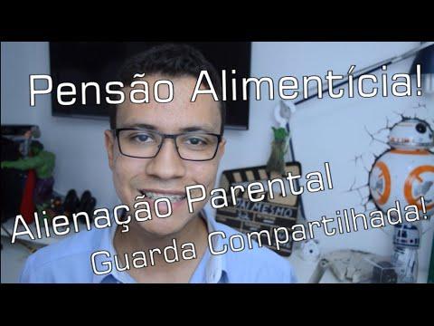 Veja o video – CS – #06 – Pensão Alimentícia, Guarda Compartilhada e Alienação Parental