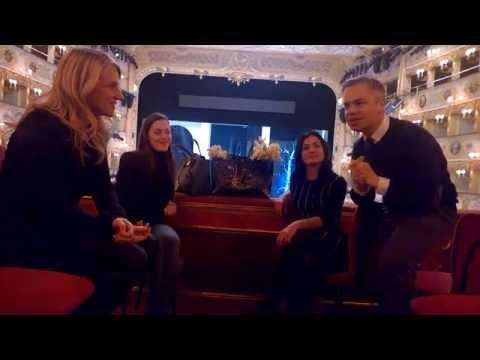 Elisabetta Armellin e le interpreti di Alceste