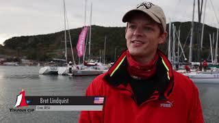 12th Yisunsin Cup International Yacht Race - Documentary