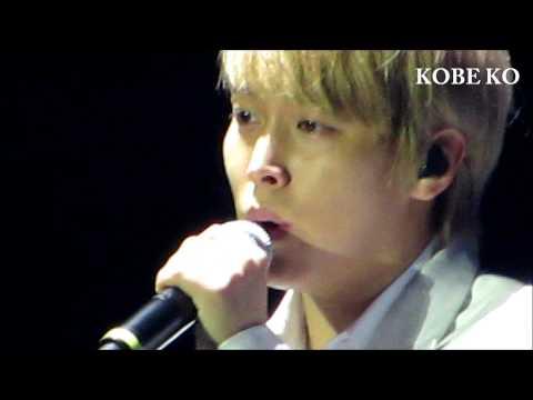 Super Junior 슈퍼주니어 SungMin 성민 Bittersweet Someday Memories SS5 In Macau 301113