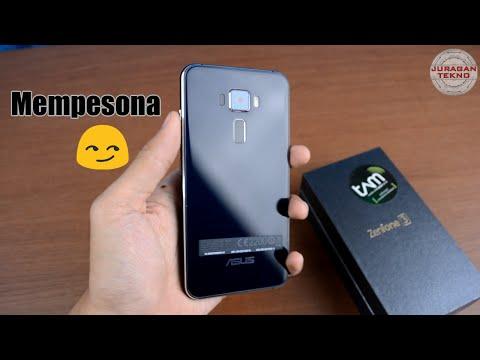 Quick Review Asus Zenfone 3 ZE520KL Indonesia (Juragan Tekno)