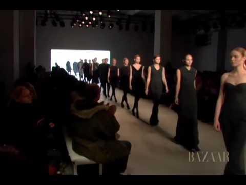 Calvin Klein Fall Fashion Week