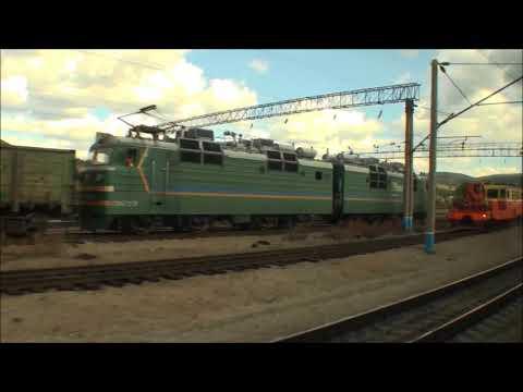 Trans-Siberian Railway Part 37 (Petrovsk-Zabaykalsky - Khilok)