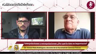 Tema: Interpolaciones y extrapolaciones: ¿Por qué la data es importante?