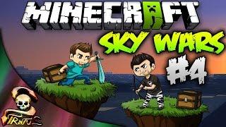 Minecraft | SKY WARS!!! El Karma actúa en mi contra!! Se venga de mi!! | Stratusferico