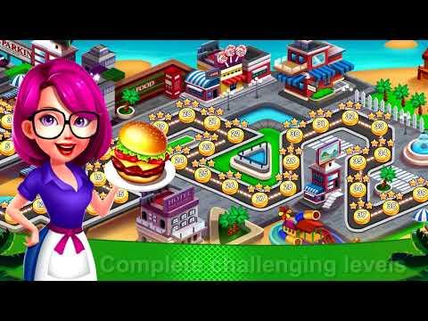 Chef Dash: Cooking Adventure