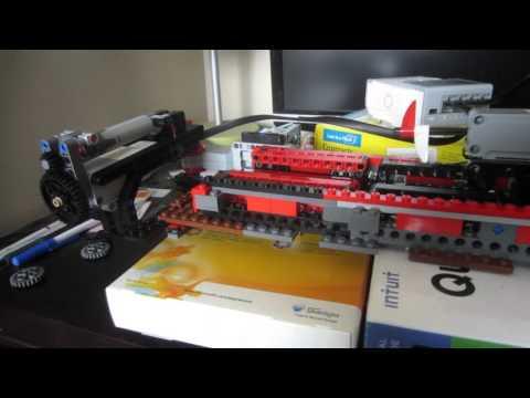 Lego Bender Test #2