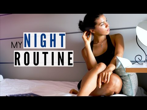 FALL NIGHT ROUTINE | a Creative Life