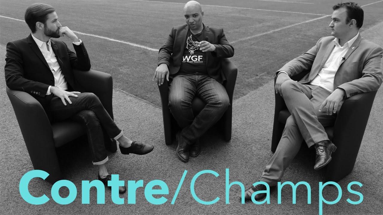 Comment l'e-Sport s'impose en France ! #ContreChamps