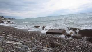 Шторм на черном море. 2 видео.(Шторм., 2016-08-14T17:26:07.000Z)