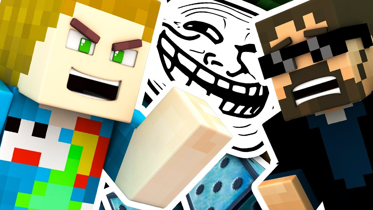 Download INSANE CHANCE CUBE TROLL!! (Trolling SSundee)  - Troll Craft
