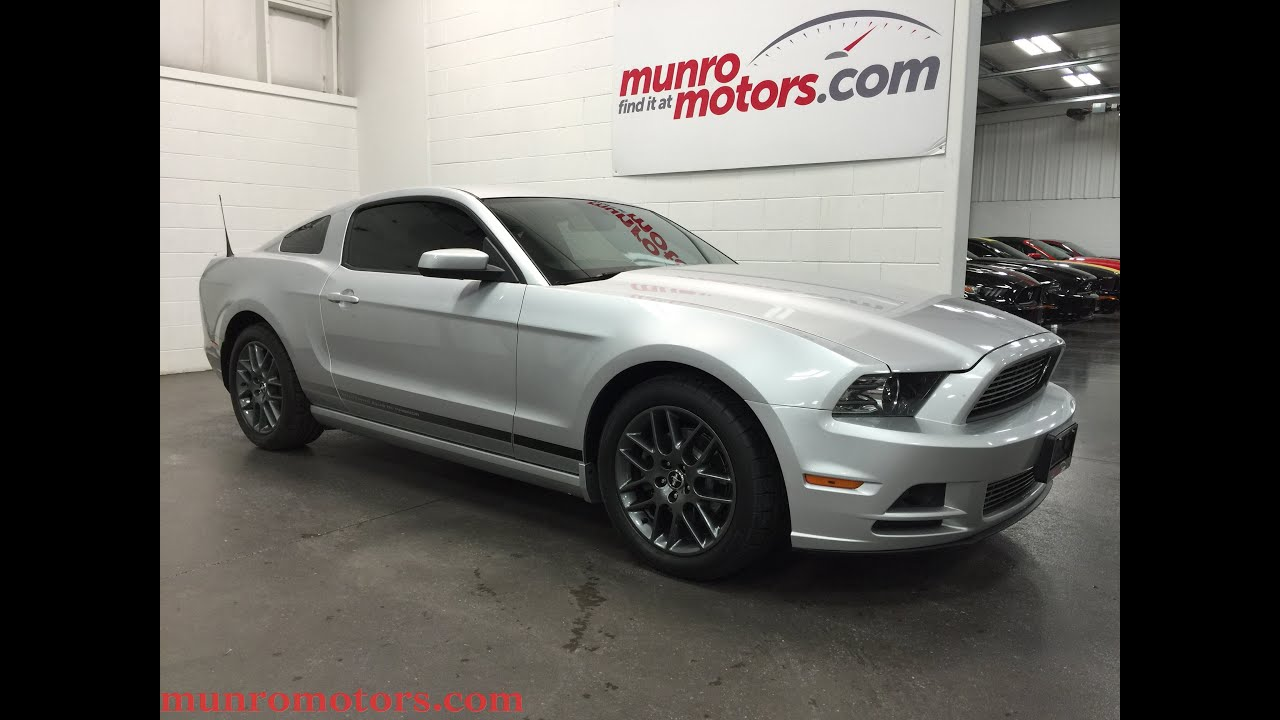 Mustang Club Of America >> 2013 Ford Mustang V6 Sold Premium Coupe Club Of America Wow