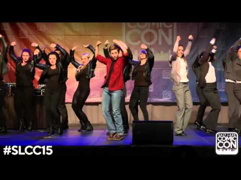 The Hillywood Show Flash Mob at Salt Lake Comic Con 2015
