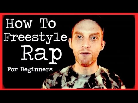 Learn How To Freestyle Rap, Rap Like A Pro, And Write ...