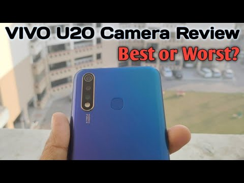 Vivo U20 Full Camera Review After Using 7 Days : Photo & Video Samples, Selfies, Slo Mo, Portraits