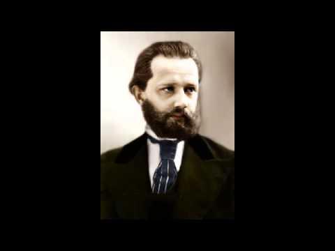 Tchaikovsky - Allegro (Tempo Di Valse) (Valse Scherzo Op.34 For Violin And Orchestra)