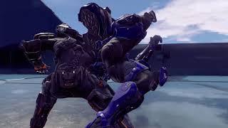 Halo 5 female ryona