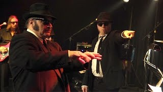 Soul men - The Sons of the Blues Brothers