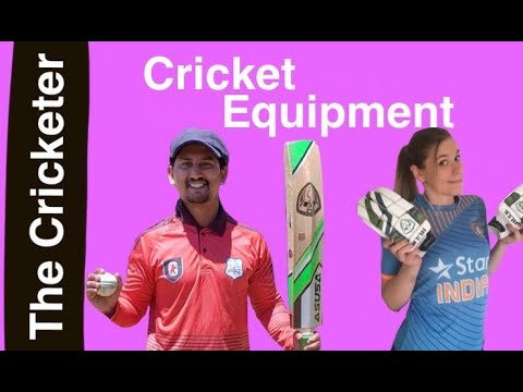 The Cricketer: Basic Cricket Equipment