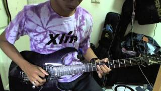 張惠妹 (阿密特) - 好膽你就來 Guitar Solo (Shin696 cover) 720P HD