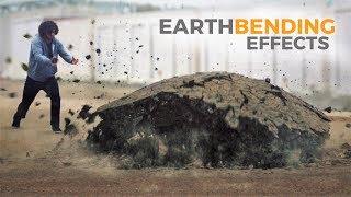 Make EARTHBENDING VFX!