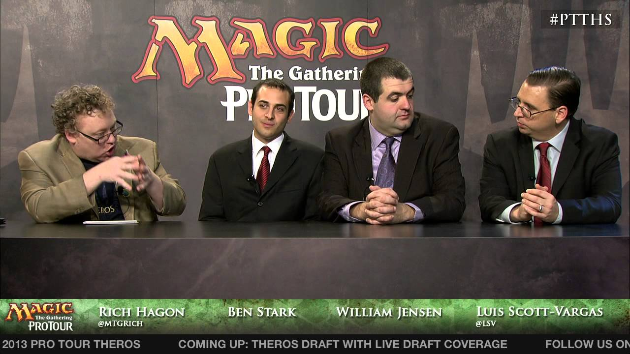 Magic Pro Tour Hall Of Fame In