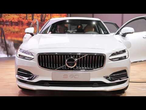How much is a volvo s90