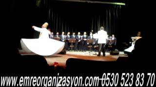Ankara Tasavvuf Ekibi-Emre Organizasyon 0530 523 83 70