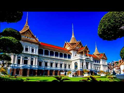 Grand Palace - Bangkok, Thailand (HD1080p)