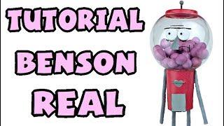 Cmo hacer a Benson Tutorial Un Show M s
