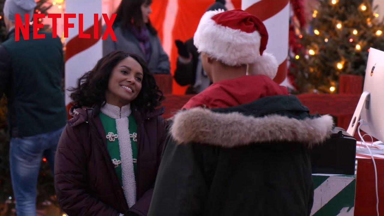 romantisk amerikansk julefilm