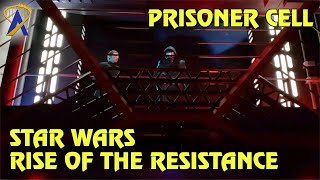 Star Destroyer Prisoner Cell - Star Wars: Rise of the Resistance at Star Wars: Galaxy's Edge