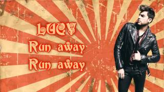 Adam Lambert - Lucy (feat. Brian May) (lyrics) from album The Origi...