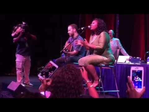 Jazmine Sullivan - Bust Your Windows (Live Acoustic)