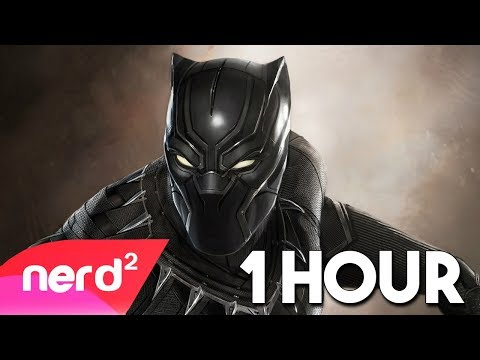 Black Panther Song | Respect My Throne | [ 1 Hour ] #NerdOut