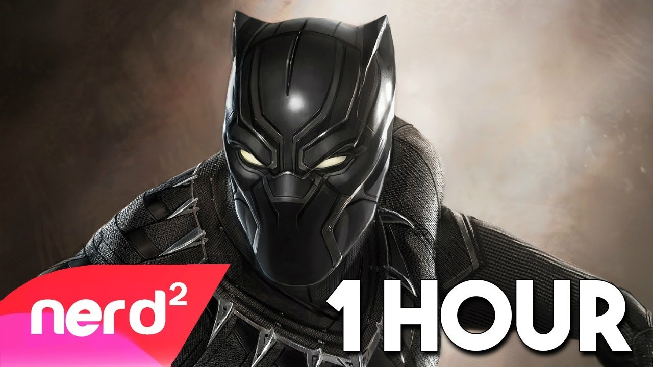 Black Panther Song | Respect My Throne | [ 1 Hour ] #