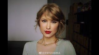 YUYAMIKA Make up painting of Taylor Swift