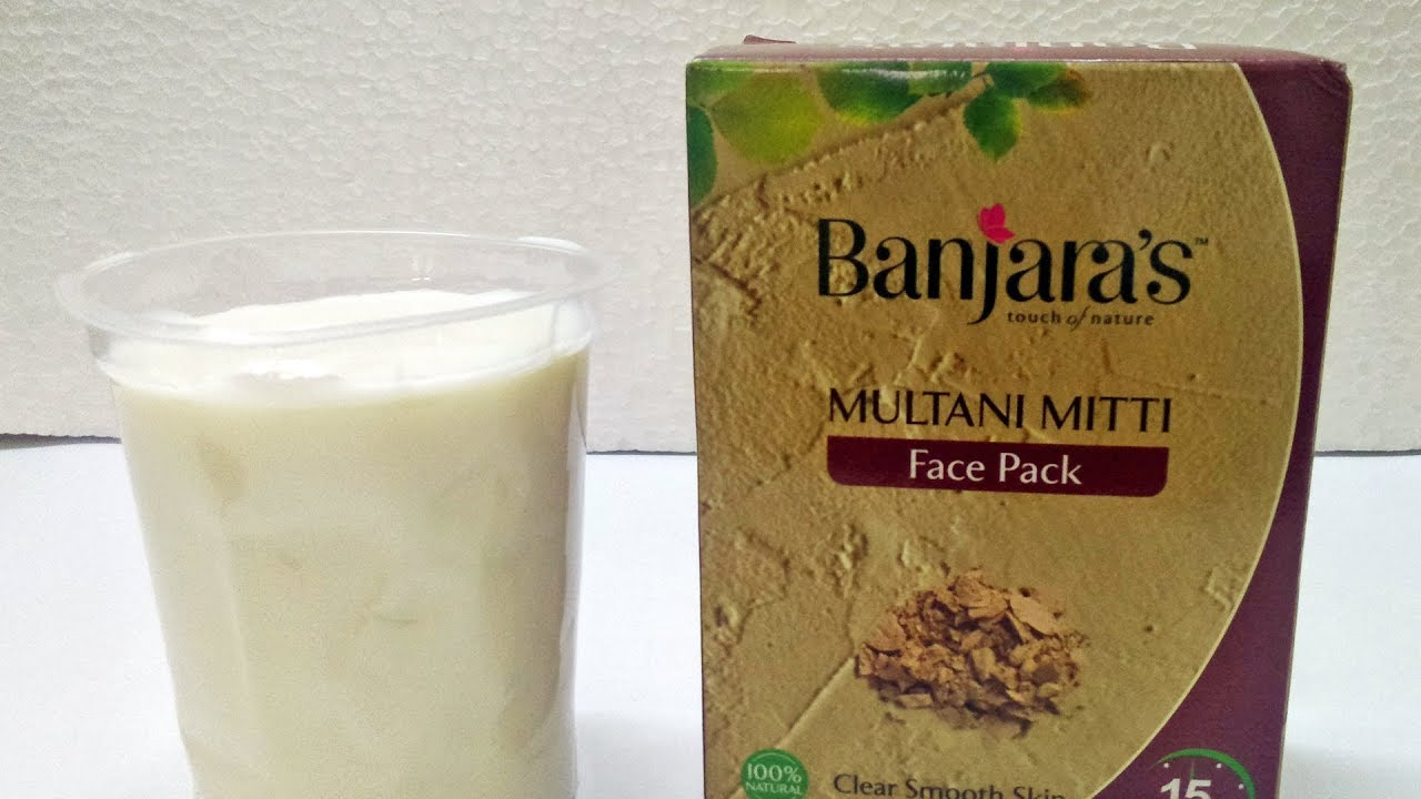 MULTANI MITTI Face Pack& MILK DIY Facial Beauty Tips In Telugu /4week- Instant Fairness Life Hac
