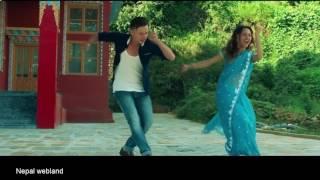 HIt Nepali song  Yedi timro manle malai vetna chahe   offical video  