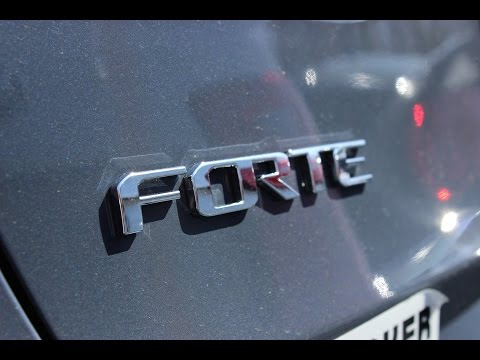 2016 Kia Forte EX 2.0 L I4: In Depth Review and Start Up
