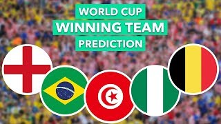 WORLD CUP PREVIEW - WHO WILL WIN THE WORLD CUP?